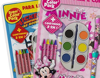 Super Color Pack - Editora DCL
