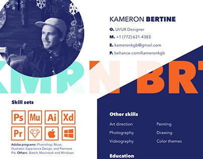 Creating a Designer's Résumé