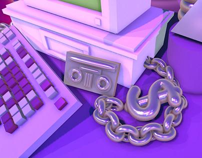 "Juda Jay ""Prosecco"" Made in VR Music Lyric Video"