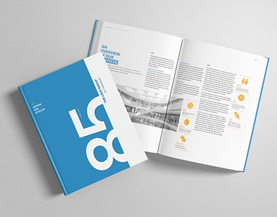 Inspire and Develop-LEGO 2017 CSR Report Redesign