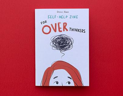 Self-help Zine for OVERthinkers