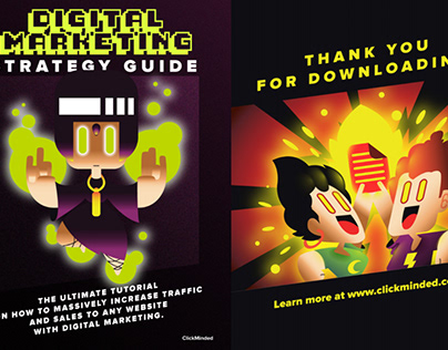 Clickminded's Digital Marketing Strategy Guide