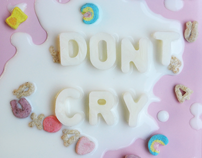 Don't Cry Over Spilled Milk type experiment