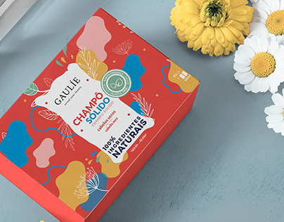 Packaging Design for GAULÍE