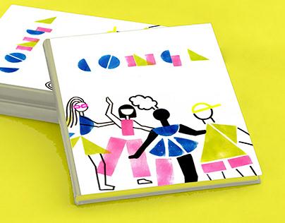 Conga illustrated book