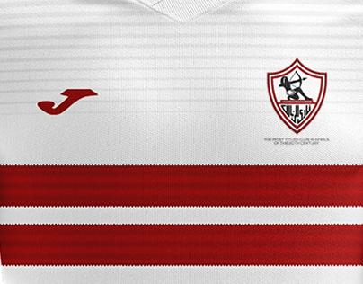 Zamalek SC Joma 2017/2018 KIT