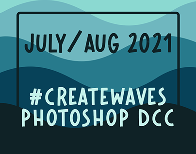 Create Waves Photoshop DCC