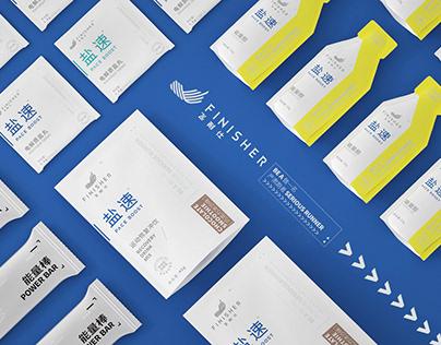 飛耐仕品牌及產品包裝設計