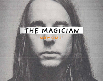 THE MAGICIAN//Art Direction