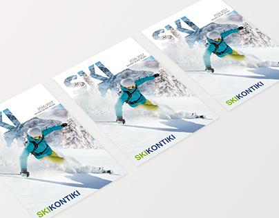 Kontiki. Folleto SKI 2016-17