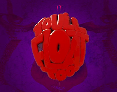You´ll Float Too - IT Poster