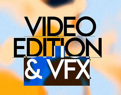 Video Edition & VFX Examples