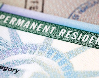 LIVE, WORK OR STUDY WITH A GREEN CARD