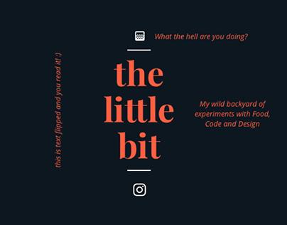 The Little Bit
