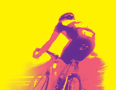 2015 Frank O'Rourke Memorial Race A3 poster