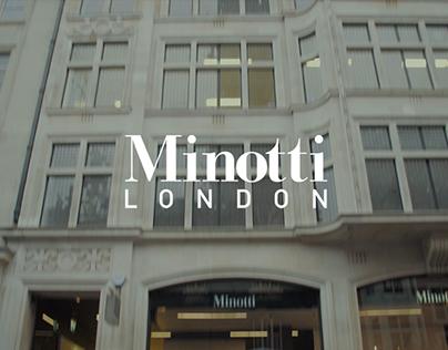 Minotti London - Collection 2017