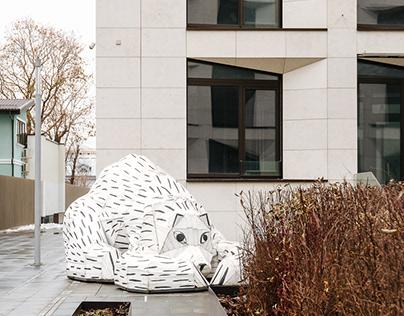 "Residential complex ""Balchug Residence"" | INTEKO"
