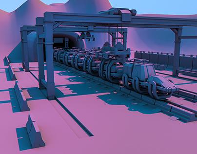 Future Train Concept