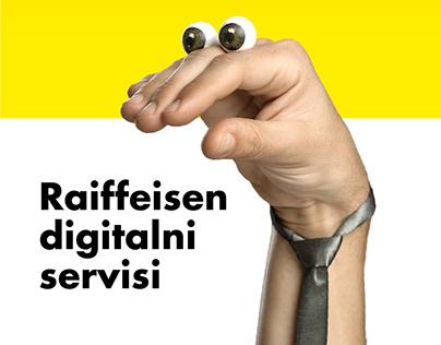 Raiffeisen digitalni servisi