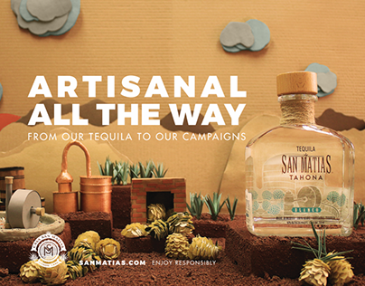 Casa San Matías: Tahona Campaign