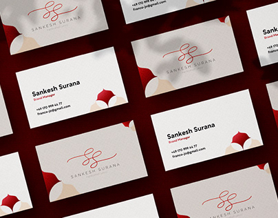 Sankesh Surana | Corporate Branding
