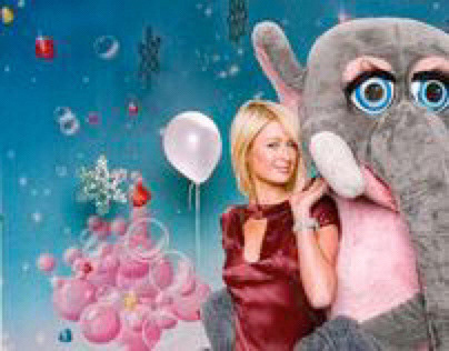 Harvard Lampoon -Paris Hilton - Gabrielle Rosenberg
