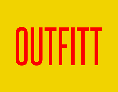 Fashion Brand Logo - OUTFITT