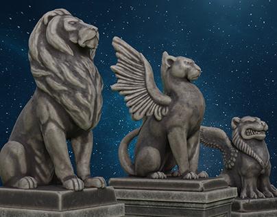 Sculptures Pack