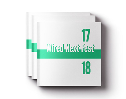 Wired Next Fest 17/18