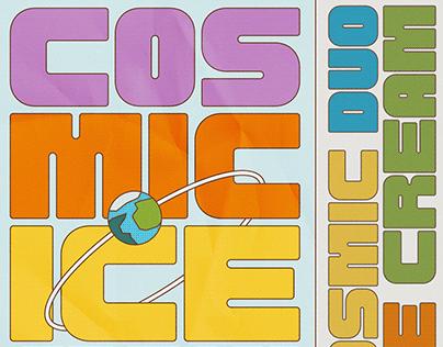 Cosmic Octo Typeface