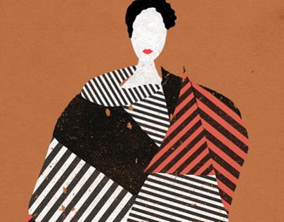Fashion illustrations | Spring 2013