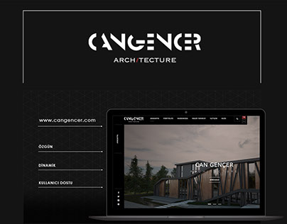 Can Gençer Architecture Responsive Web Design
