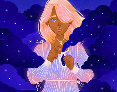 Light Princess Gif