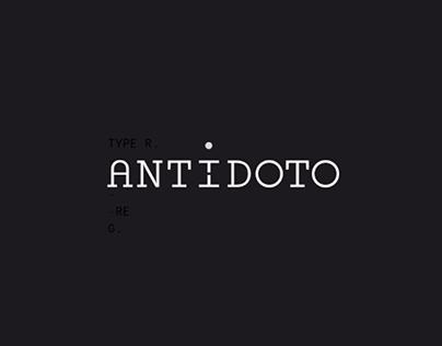 ANTIDOTO™. Health Branding.