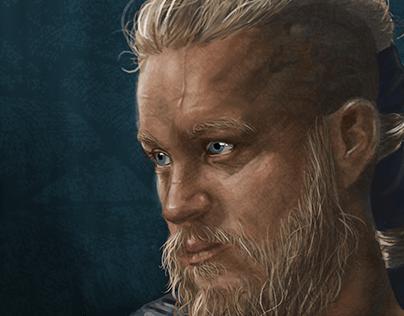 Vikings Portrait