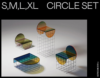 Circle Set Furniture Design
