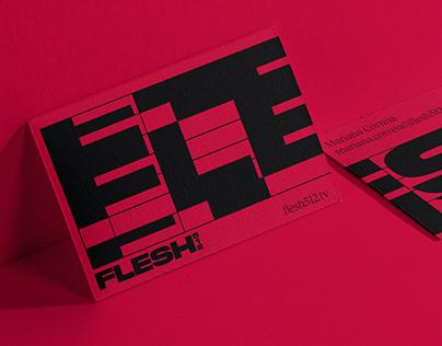 FLESH 512 — Brand Identity