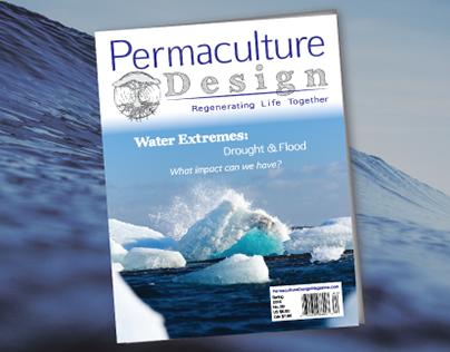 Cover & Ad: Permaculture Design Magazine