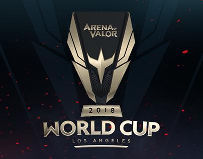 Capacity | Arena of Valor | World Championship 2018