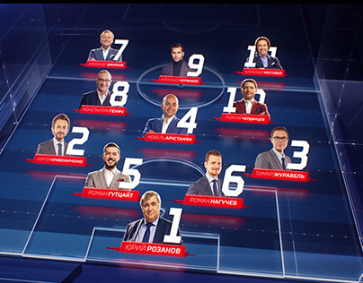 Promo | MATCH TV FIFA Team.