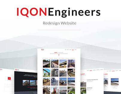 IQON Engineers Redesign Website