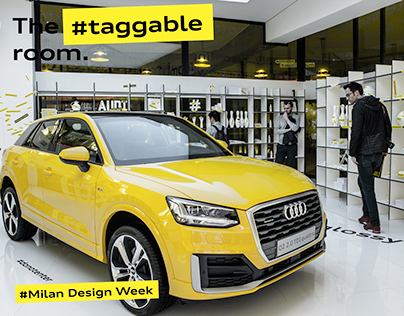 The #untaggable Audi Q2