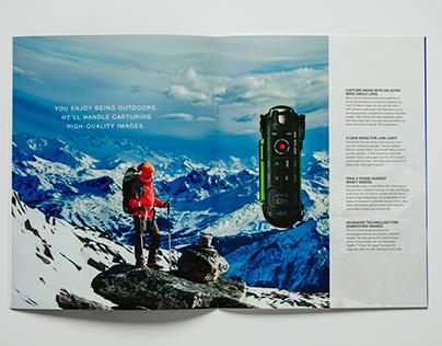 Olympus Tough TG-Tracker Brochure