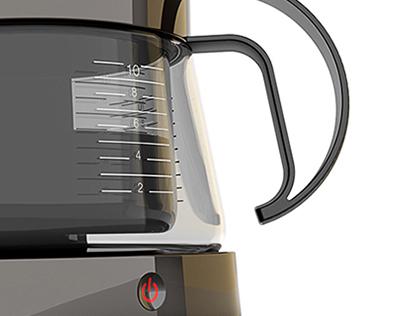 Aromaster Refresh Concept