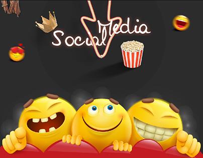 | Social Media - Posters, GIF |