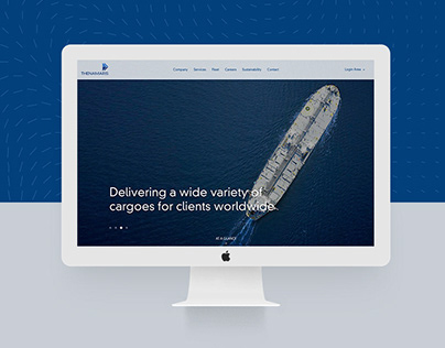 Thenamaris New Website