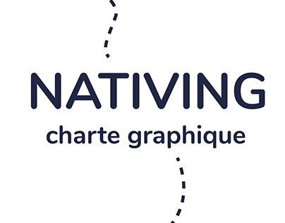 Logo et charte graphique Nativing