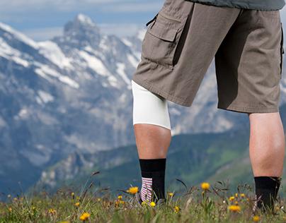 Reducing Knee Pain When Hiking