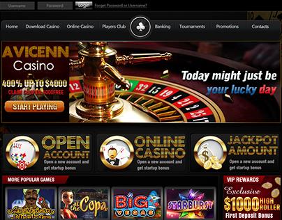 top casino bonuses