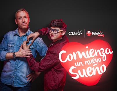 Claro - Teletón 2018